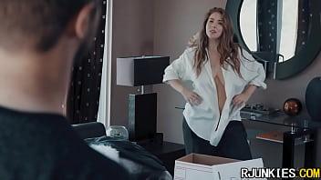 Her Amazing Big Natural Tits