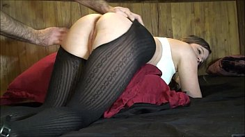 Boss fucks me in the ass after I lure him back to the office - Erin Electra