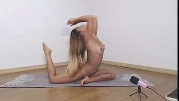 yoga naked