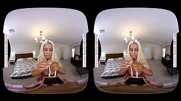 Naughty America Bridgette B gives you a special present thumbnail