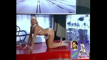 Daniela Blume - Spanish striptease dancer and radio presenter thumbnail