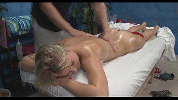 Full body sex massage