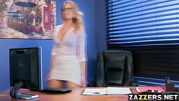 Markus Dupree licks Britney Ambers hole making it wet thumbnail