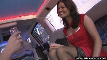 Anal Limo Ride