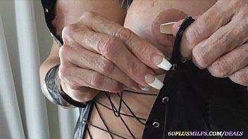 granny with big tits fucks a young guy 6 min