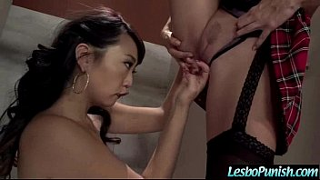 Mean Lez Punish With Sex Toys Cute Lesbo Girl (cassidy miko) movie-16