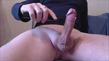 """My solo 140 (Soft to hard and cum using electric toothbrush) <span class=""""duration"""">8 min</span>"""