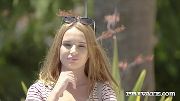 Private.com - Sex Star Kaisa Nord Loves That Penis In Her Poopchute!