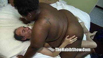 threesome gangbang sbbw lady v bbc redizlla and lil mexican jose burns