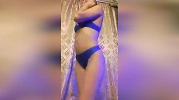 Russian girl undresses / Porn Russian / Beautiful Russian girls / Beautiful mistress