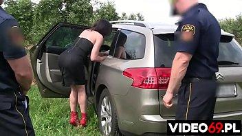 Polskie porno - Seks skandal z udziałem straży miejskiej