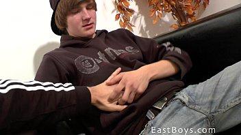 Cute Skater Boy - Handjob Adventure