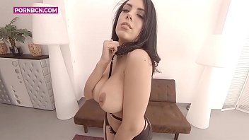 JUST GIRLS 4K Katrina Moreno does a streaptease showing her huge breasts and her perfect ass, after that she masturbates like never before in front of the camera and invites you to fuck her in POV latina hot porn