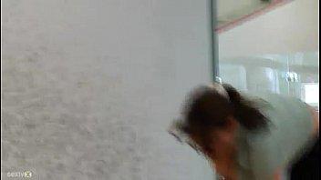 Milena Velba Busty Tennis