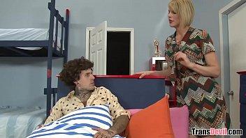 Transvestite mature - Thats a big one youve got - ruckus, delia delions