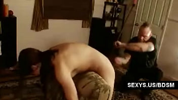 Spanked wife