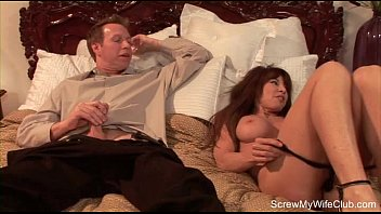 Wing head thumb screws Redhead babe swinger fucks another man