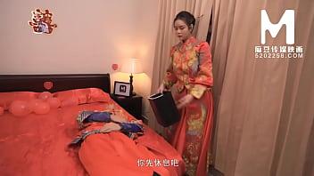 【国产】麻豆传媒作品/MD-0117迷姦新婚夜的嫂子 001/免费观看