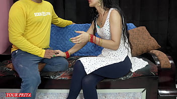 Priya teaches her brother how to satisfied her future wife at first night in clear hindi voice 16 min