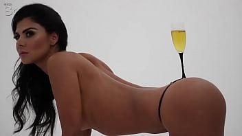 Soho girls stripper cd Claudia abusada topless