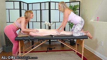 Allgirlmassage Teen Hires Milfs Julia & Dana For 3-Way