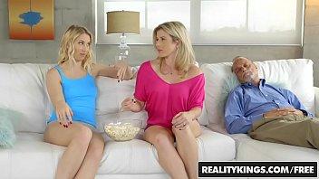 Realitykings - Moms Lick Teens - Dont Wake Him