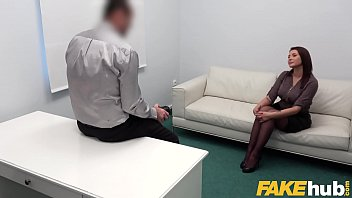 Fake Agent Anna Polina fucked in a casting interview 12 min
