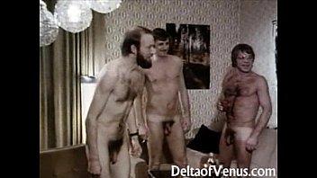 Classic retro vintage black pussy Vintage porn 1970s - classic german interracial