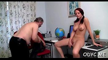 Hot tempered redhead bitch zuzana with round natural...
