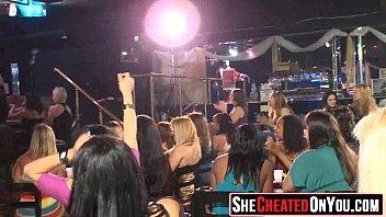 40 Hot sluts caught fucking at club 110