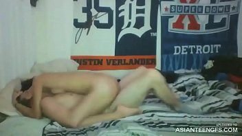 (Homemade) Interracial Sex With Asian College Girl