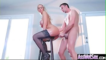 Deep Anal Hard Sex With Big Butt Nasty Girl (Kenzie Taylor) video-24
