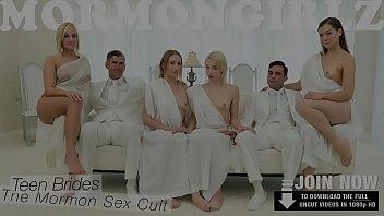 MormonGirlz- Passionate lesbian group sex