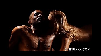 Interracial erotica and whtie on black Cayla loves big black cock by sinfulxxx.com
