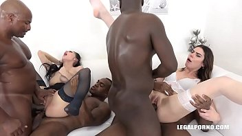 Big black mama fisting herself - Nicole love jessica bell hardcore fisting big black cock anal destruction