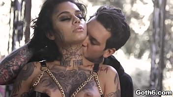 Fuck cemetery marker Tattooed goth babe genevieve sinn gets an awesome outdoor anal fucking adventure at the cemetery.