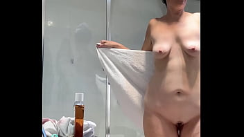 46 YRS OLD GREEK MATURE WIFE EKATERINI MILF SHOWING OFF HER PUSSY AND BOOBS