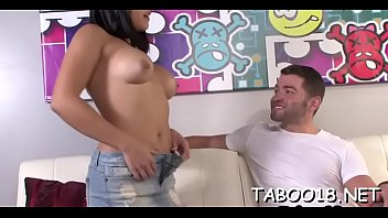 Sucking biggest dick video Lip smacking teen enjoys sucking her studs biggest dick