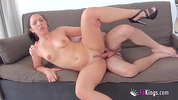 Wanking while watching a couple's fuck. Noa's so pervert, she gets all wet with nothing.