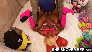 Missionary Rough Black Sex , Old BBC Fucking Young Innocent Babe Msnovember Pussy , Legs Up And Pushed Back Pounding Her Little Coochie Hard , Fuck Deep Inside Her Body Screaming In Pain And Pleasure 4k Sheisnovember video