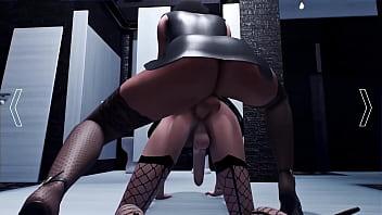 Webcam huge cock anime 3d futa gameplay futanari...
