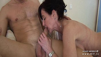Nude cyber mom porn - Naughty french mom cougar fucked by a boy and plugged and fisted by a girl