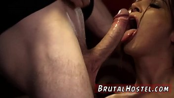 Cuckold slave excited young tourists felicity feline and...