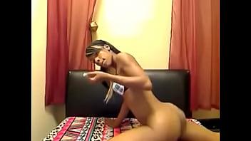 Ebony teen spreading - sluttycams.net