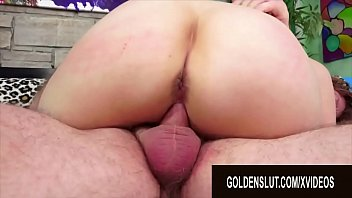 Golden Slut - Horny Older Cowgirls Compilation Part 2