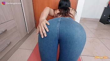 Solange Sun Show You Her Delicious Pussy And Gets A Incredible Orgasm