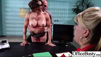 Busty krissy clips Hard intercorse with krissy lynn big round tits slut office girl clip-22