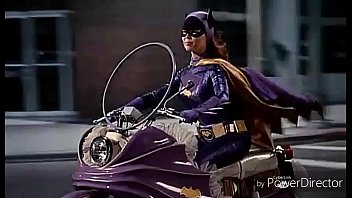 Latex superhero costumes Batgirl begins