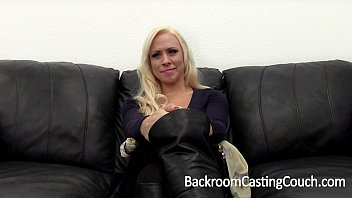 Big Tits MILF Creampie on Casting Couch Preview