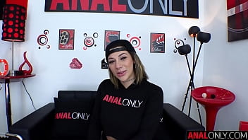 ANAL ONLY Valentina Jewels greedy anal gapes thumbnail